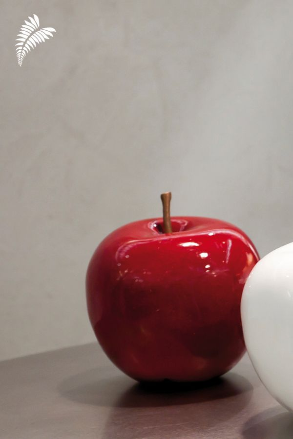 fiberstone Apple Glazed Red